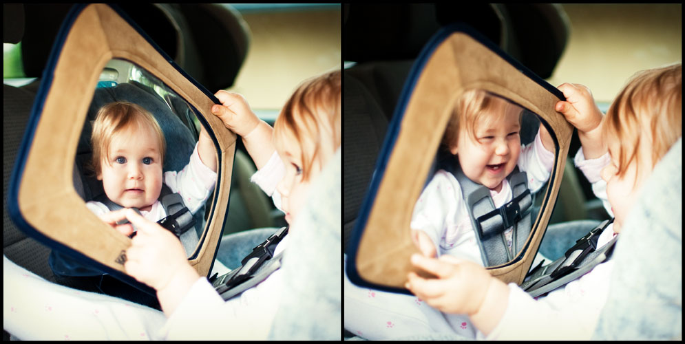 carseat mirror