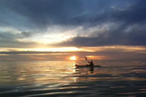 NATURE! (or kayaking at sunset with chris mundell)