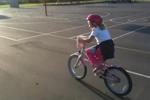 bikes and kids