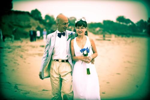 George Ayoub sunrise wedding
