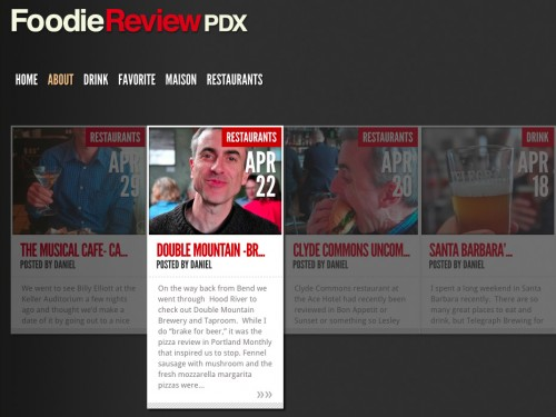 Foodie Review PDX