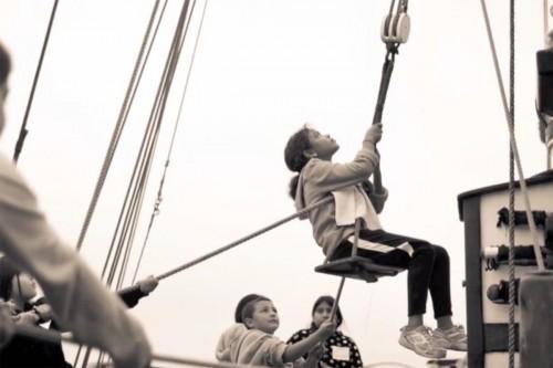 4th grade Tall Ships trip…