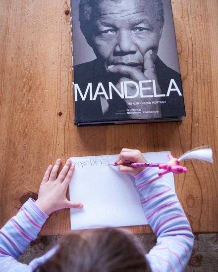 Go well Madiba