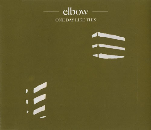 "current favorite song: ""One Day Like This"" by elbow"