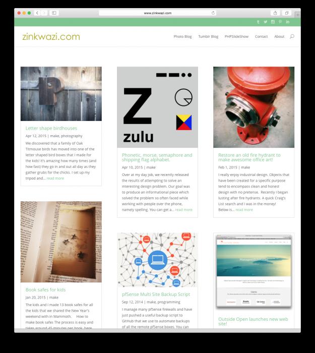 zinkwazi.com upgrade