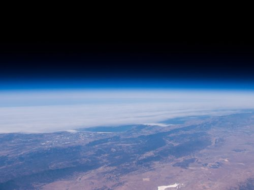 High Altitude Balloon Launch – Data and Photos